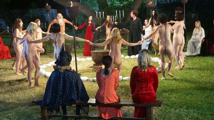 Ritual Scene